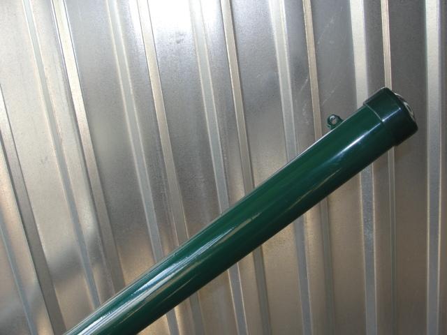 Sklep ogrodzenia rura fi 48 5 2mm s upki for 2m mal 2m bett